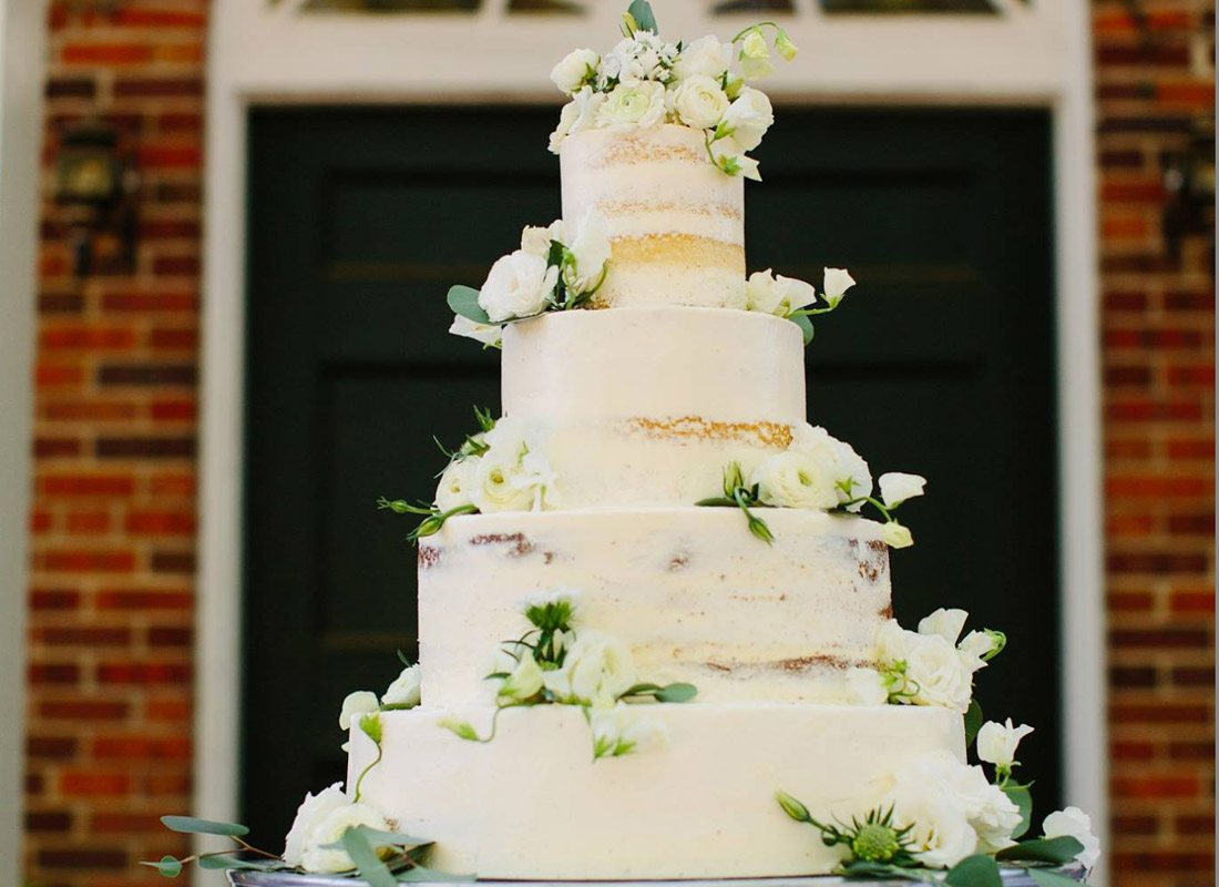 Tallahassee Florida wedding cakes at cake me with you