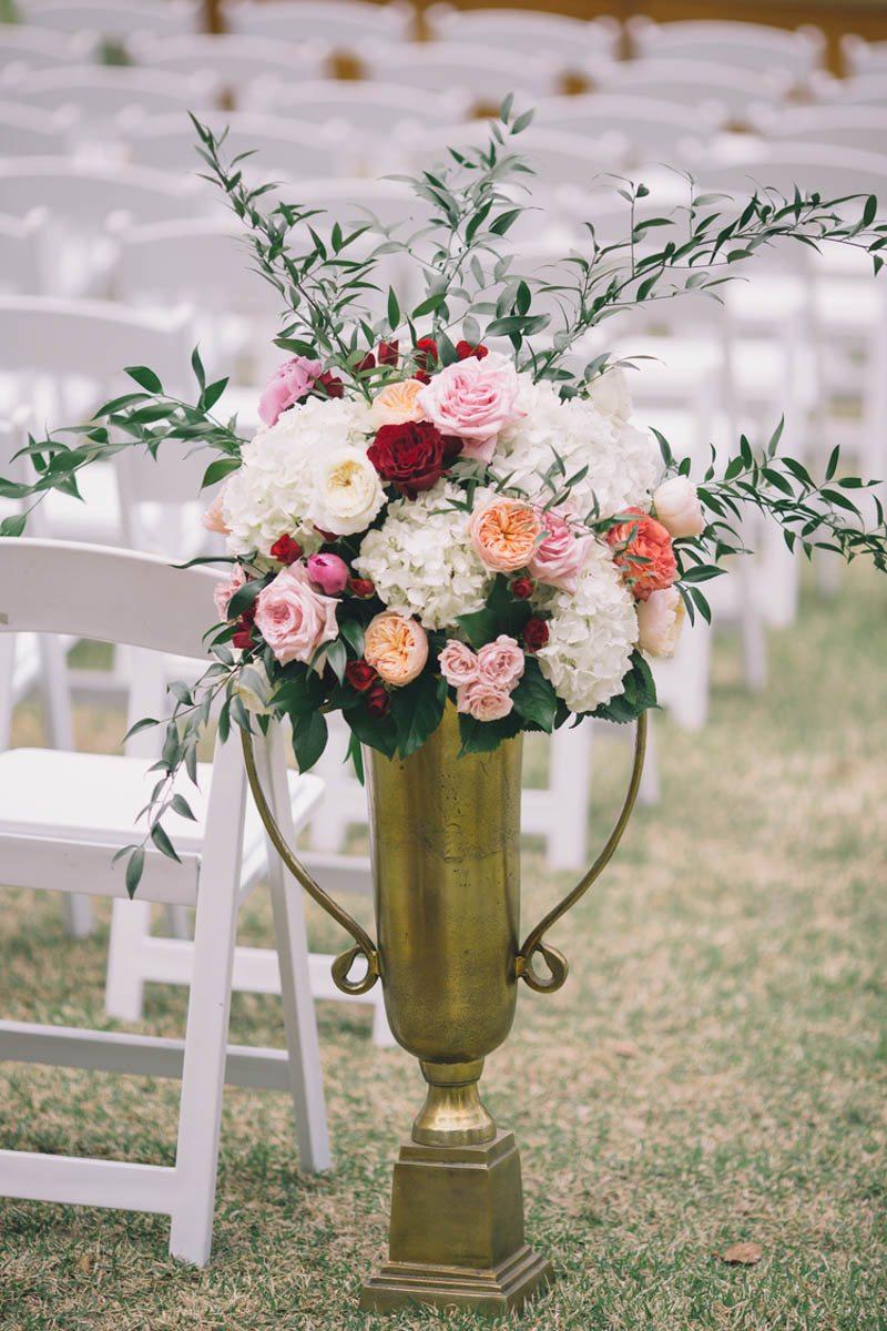 Tallahassee wedding florist missy gunnels flowers
