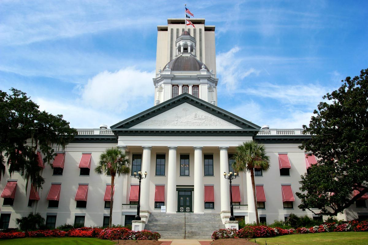 Florida Historic Capitol Museum State Capitol Tallahassee