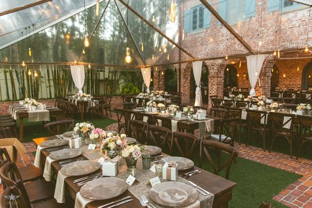 Located On Park Ave This Por Wedding Venue Is In Walking Distance To Some Of The Best Restaurants Winter And Has An Exquisite Patio That Opens