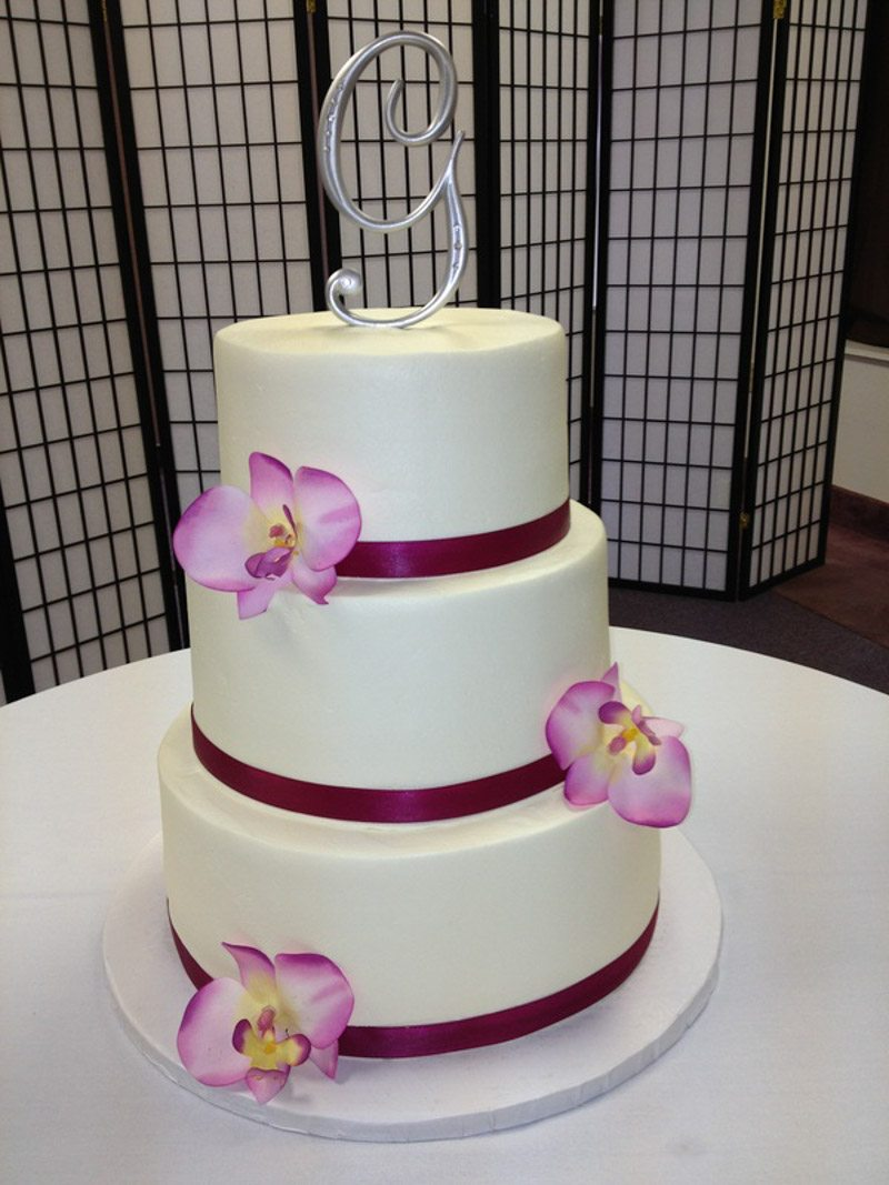 the cake shop Tallahassee wedding cakes