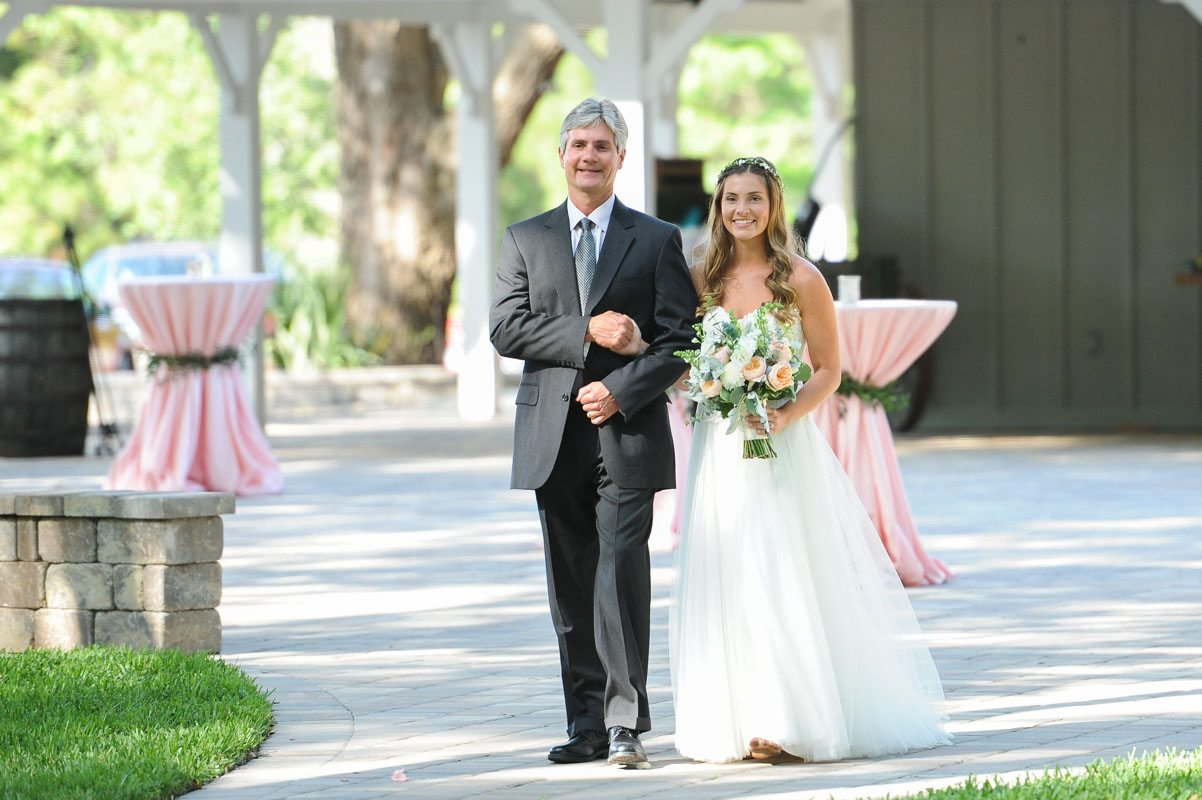 Bride and dad walking down the aisle sarahannayphotography-05152016-ceremony-53