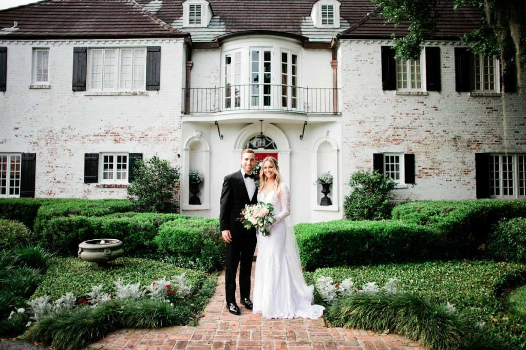Southern Lauren Conrad Inspired Wedding At Peachtree House