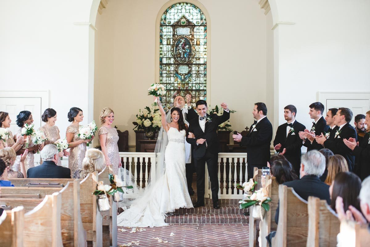 hollie-and-jose-recessional