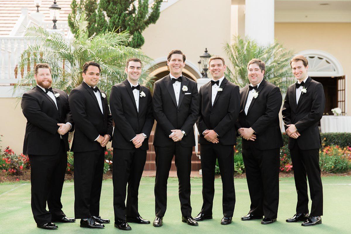 all-black-groomsmen-suit