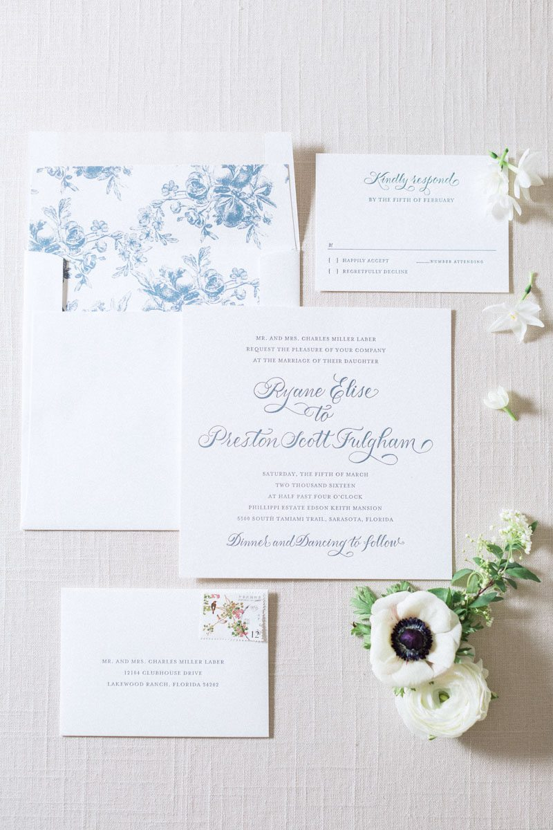 blue-and-white-wedding-invitation