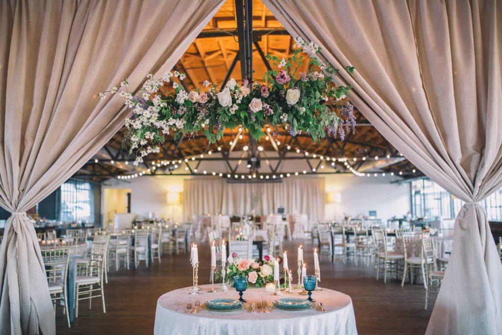 Vintage Inspired Grey Wedding At Summerour Studio In Atlanta Ga