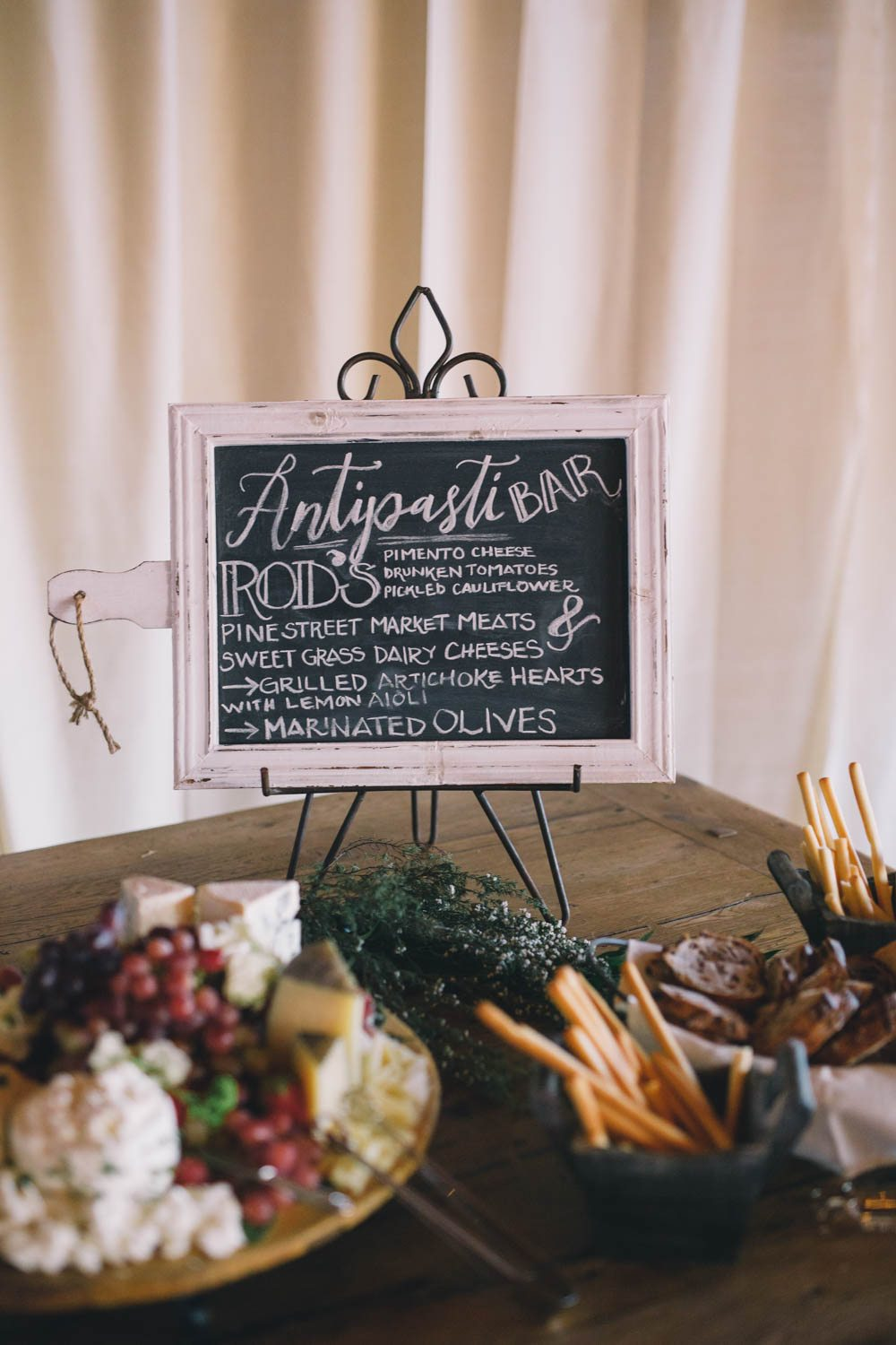 cheese and crackers vintage inspired grey wedding at summerour studio in 30350