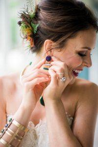 bridal updo hair bridal jewelry