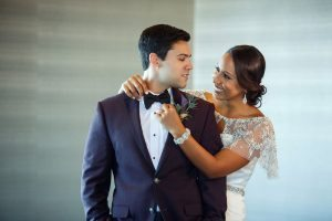 bride groom colorful weddings bridal accessories boutonniere groom fashion
