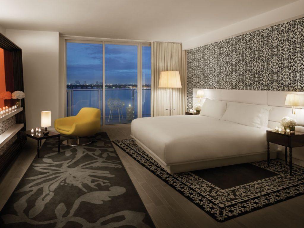 Mondrian South Beach Waterfront Wedding Venue Miami