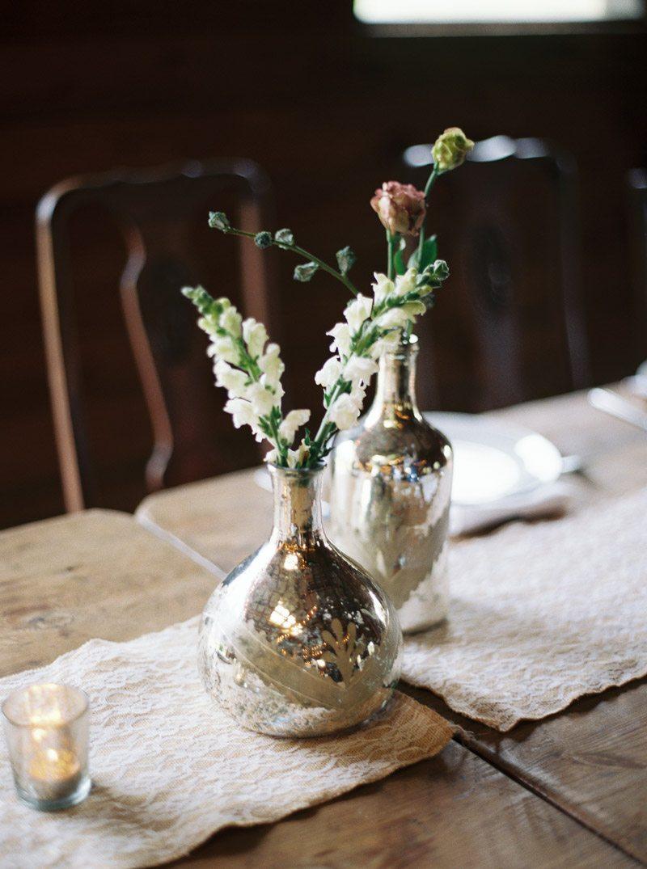 silver-vase-simple-flower-centerpiece