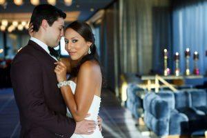 bold wedding bridal hair style bridal accessories