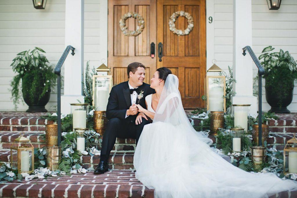 Elegant Lowcountry Wedding Inspiration At Montage Palmetto Bluff In Bluffton South Carolina The Celebration Society