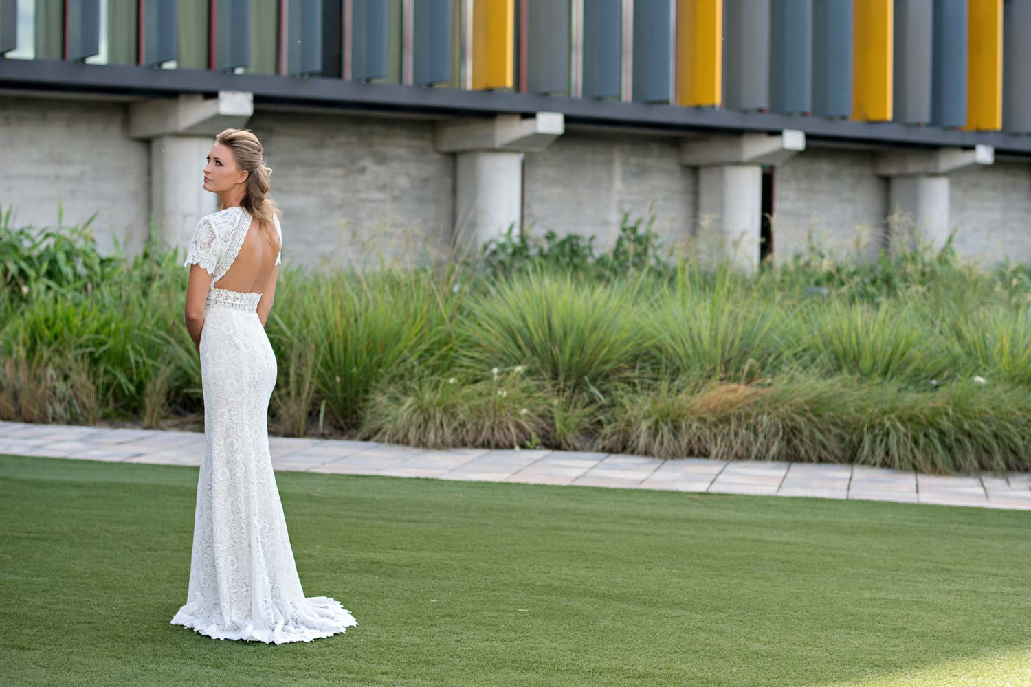 8 Wedding Dresses That Make A Stylish Statement In Any Venue - The ...