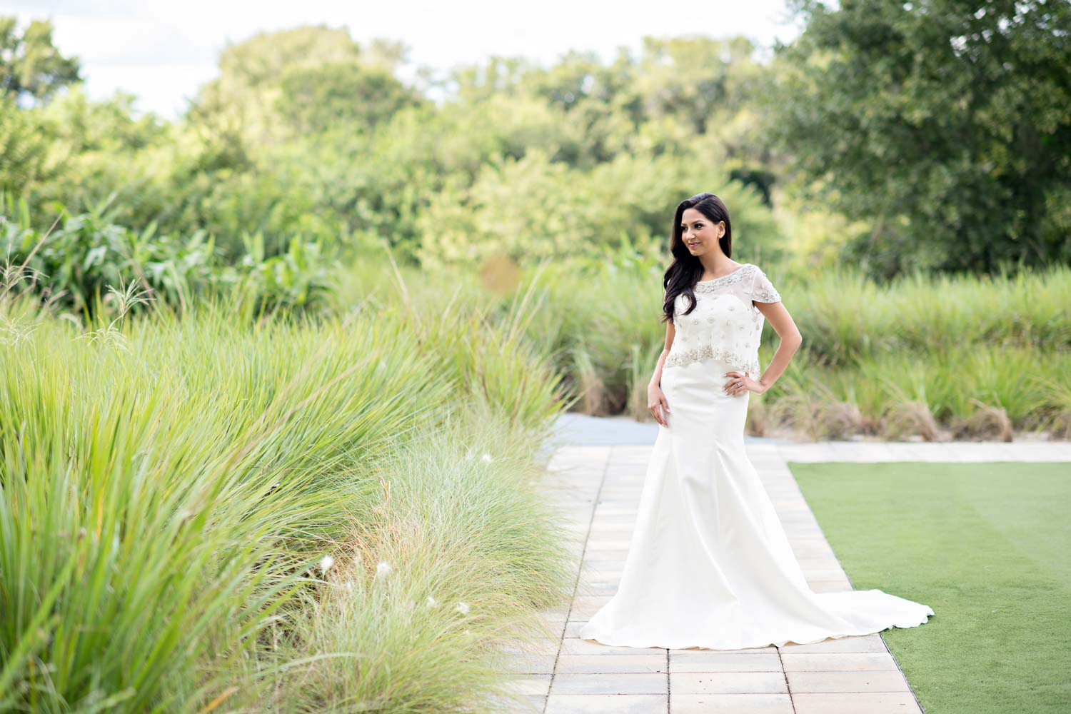 8 wedding dresses that make a stylish statement in any for Wedding dresses average price