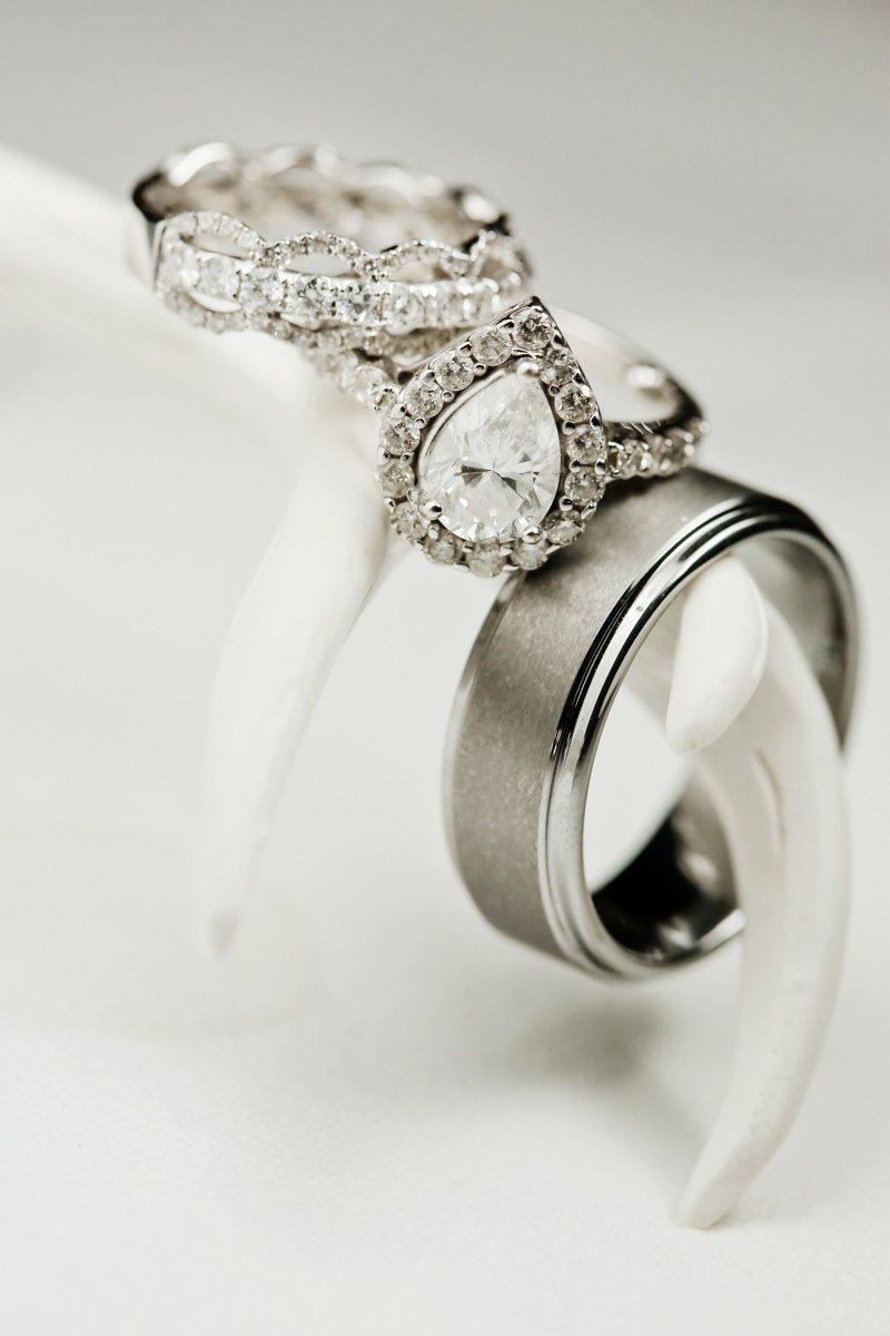 Elegant Antler Filled Mountain Wedding At Stein Eriksen Lodge In Park City Utah