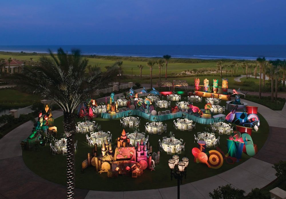 Hammock Beach Resort Oceanfront Wedding Venue In Palm Coast Fl
