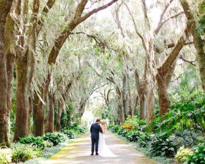 southern spanish moss mountain lake wedding venue