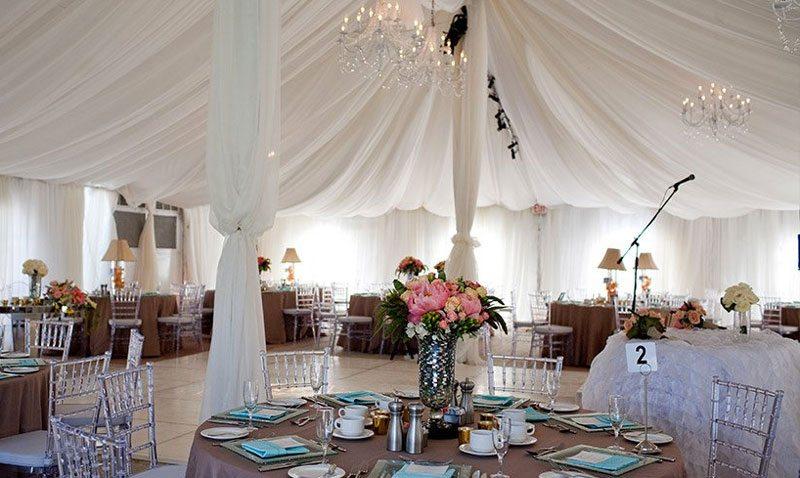 Oceanfront Wedding Venue Outdoor Tent Hammock Beach Resort The