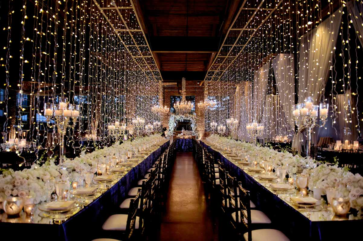 7 Jaw Dropping Wedding Details And How Much It Costs To Pull Them Off The Celebration Society