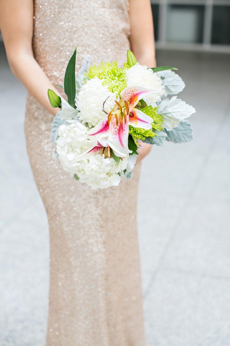 winter-wedding-bridesmaid-attire-neutral-sequin-dress