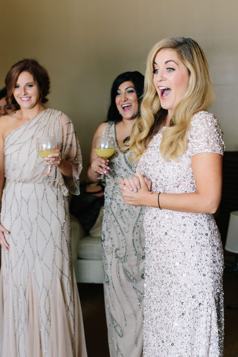 excited-shocked-bridesmaid-reaction-wedding-day