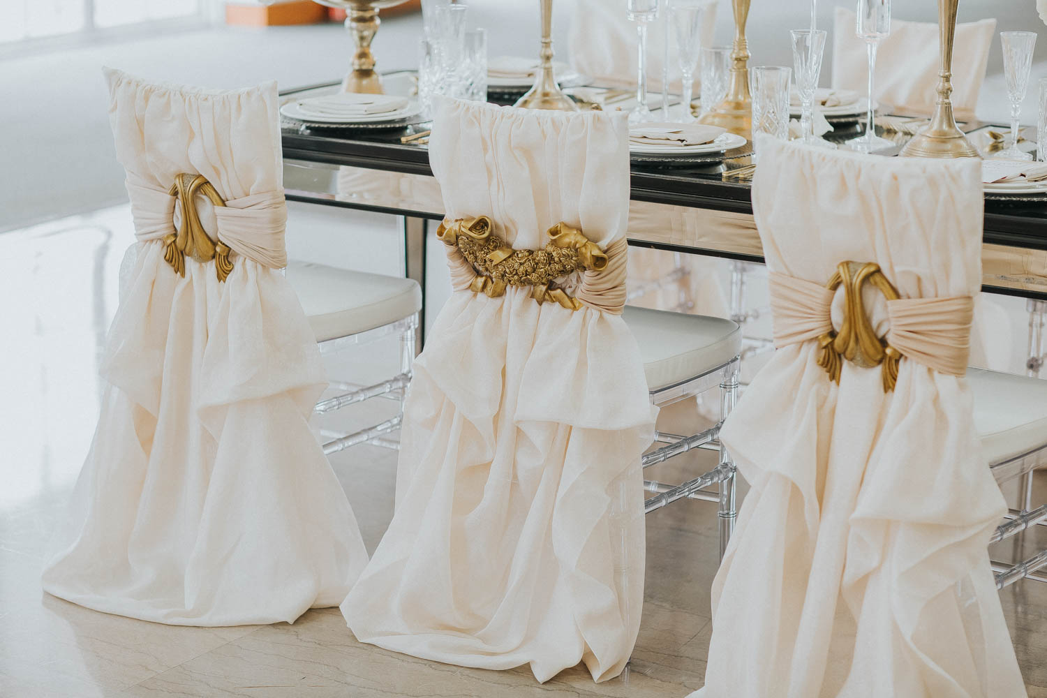 Chic Old Hollywood Wedding Inspiration at The Vault in Tampa, FL ...