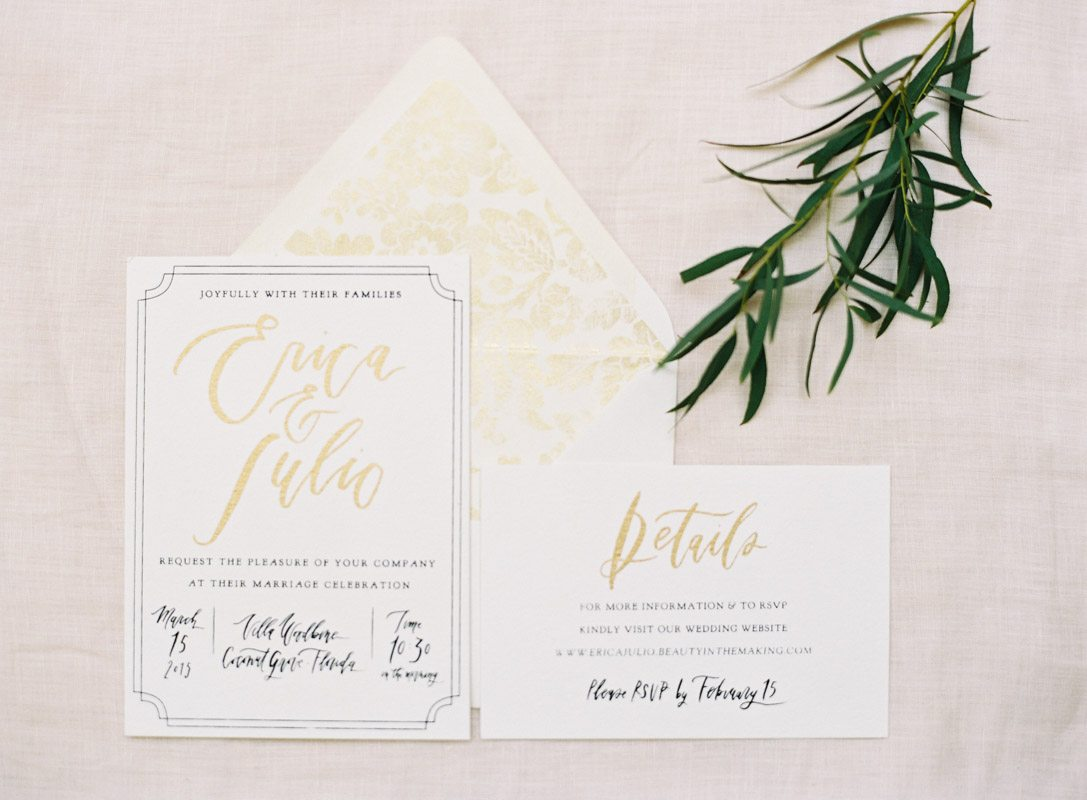 Old World Inspired Wedding at Villa Woodbine in Miami, FL - The ...