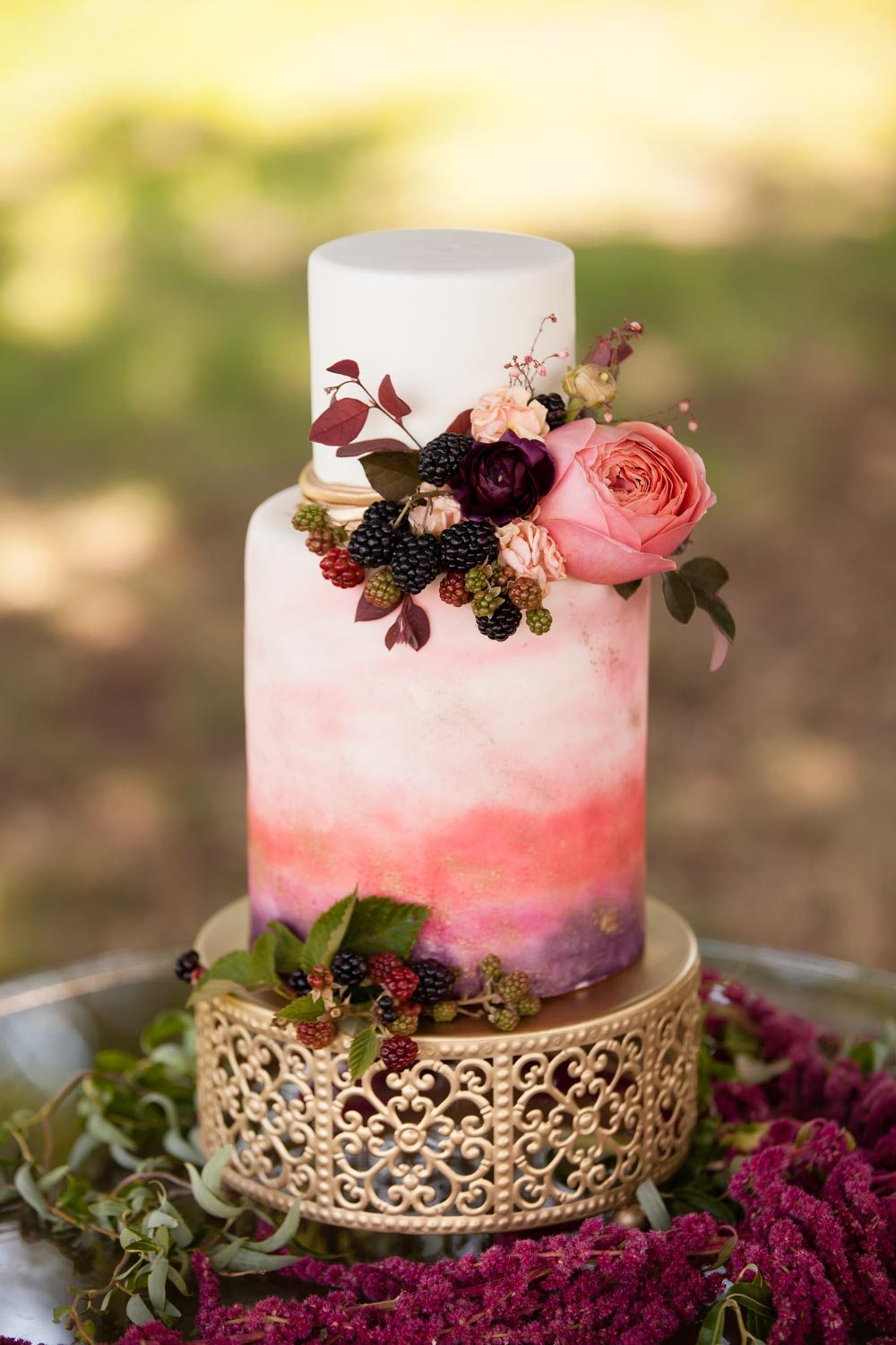 ombre-cake-white-red-puple-berries-chey-photography-sweet-meadow-9