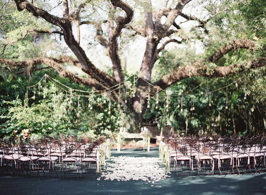 Old World Inspired Wedding At Villa Woodbine In Miami, FL
