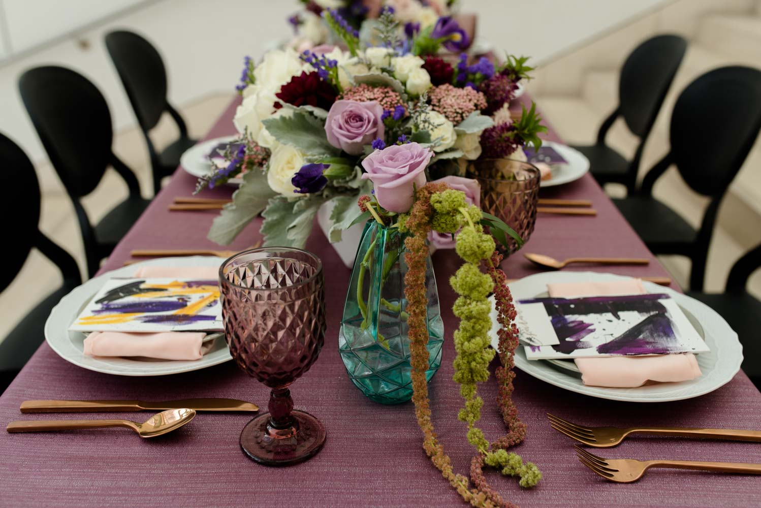 purple-wine-table-setting-reception-caroline-evan-jepson-center-18