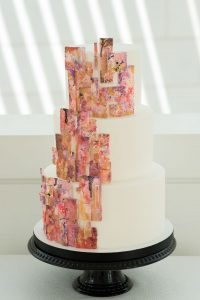 Cake Art Ga : Modern Art Gallery Wedding Ideas at Jepson Center for the ...