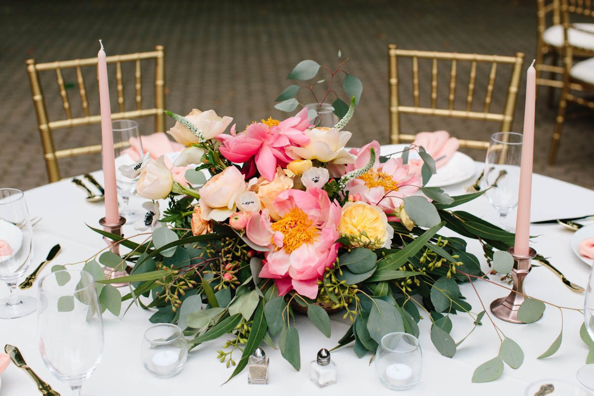 coral-charm-peony-wedding-reception-centerpiece