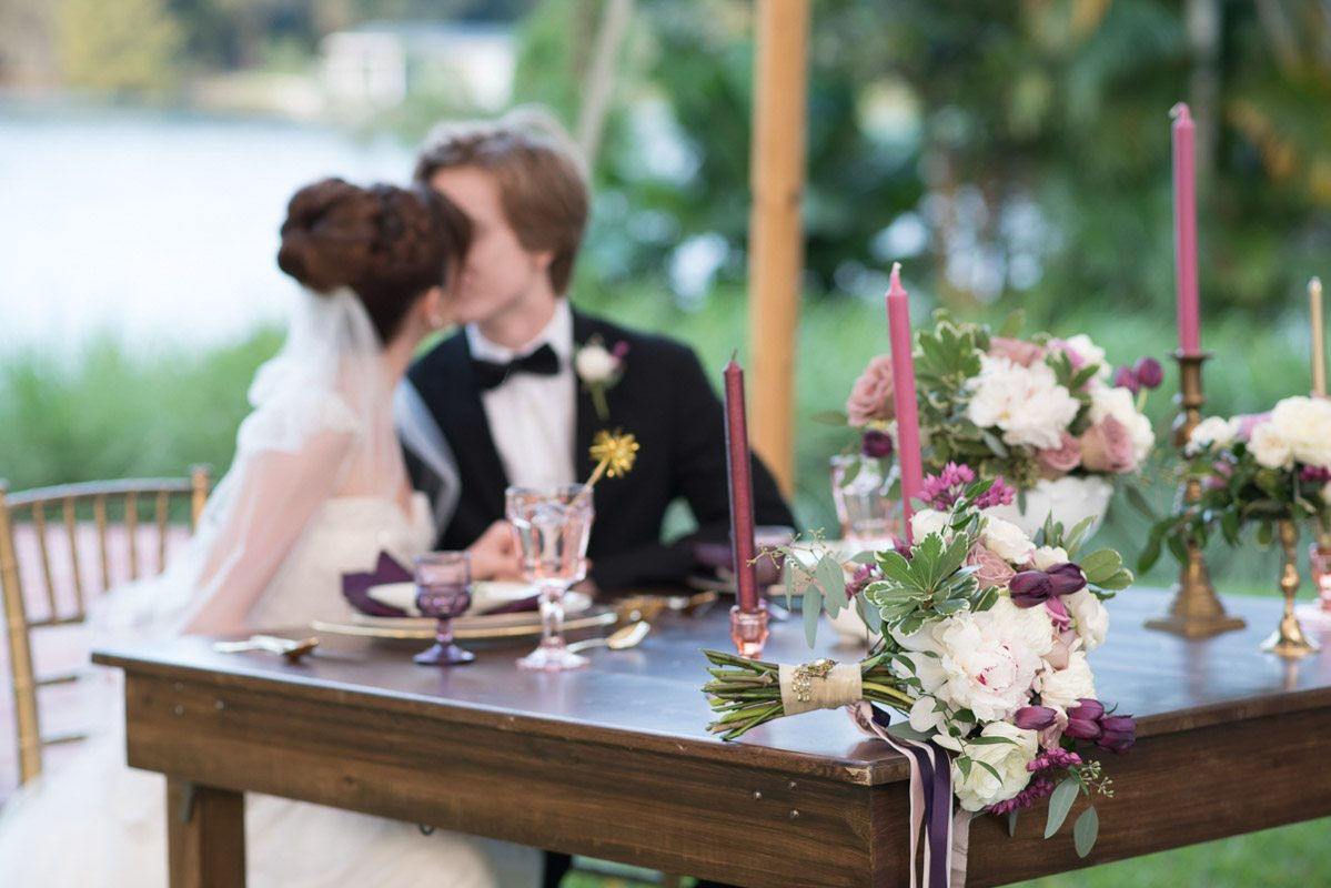 Outdoor Wedding Ceremony Mountain Laurel Farm Six Hearts: Wedding Ideas, Party Inspiration From The Celebration