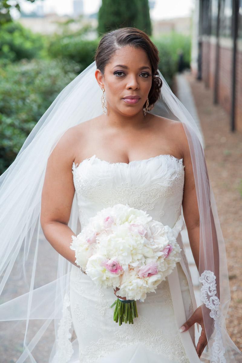 Glam Chandelier-Filled Wedding at Summerour Studio in Atlanta, GA ...
