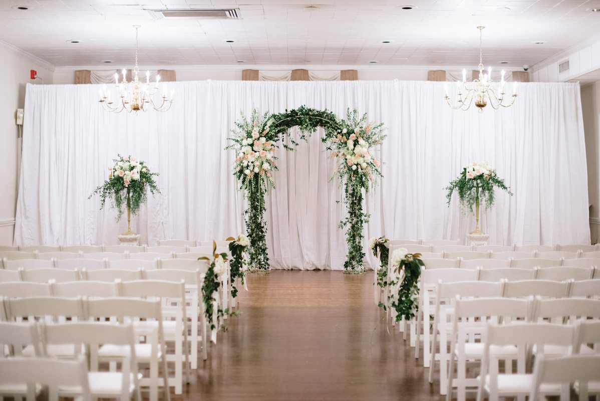 Sweet Southern Wedding At Marion Hatcher Center In Augusta
