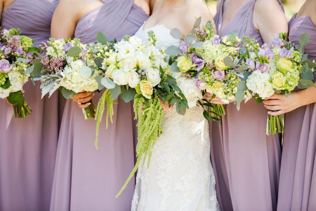 Lavender Outdoor Wedding at The Wheeler House in Ball Ground, GA ...