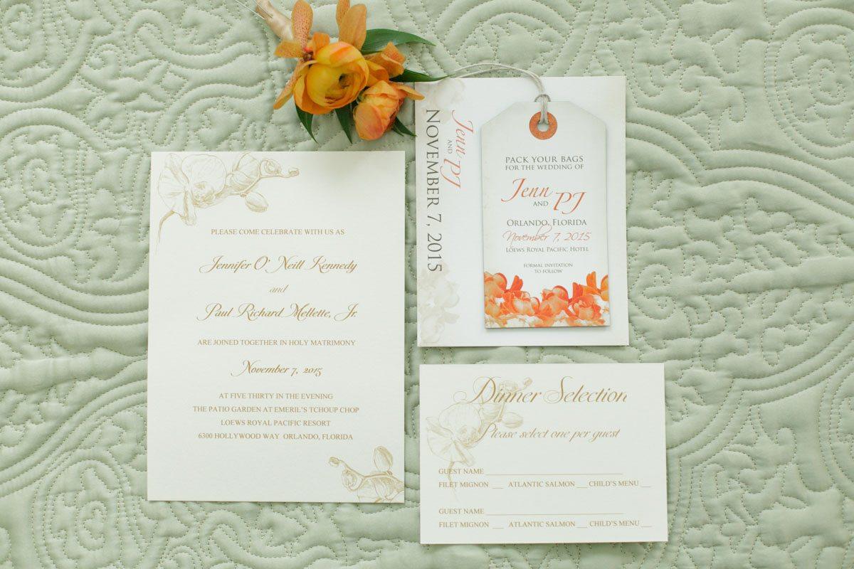 Tropical Polynesian-Inspired Wedding at Loews Royal Pacific Resort ...