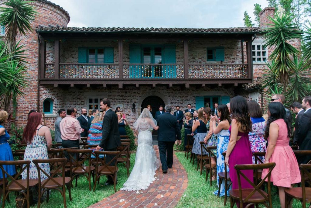 Gorgeous Spring Wedding At Casa Feliz In Winter Park Fl The Celebration Society