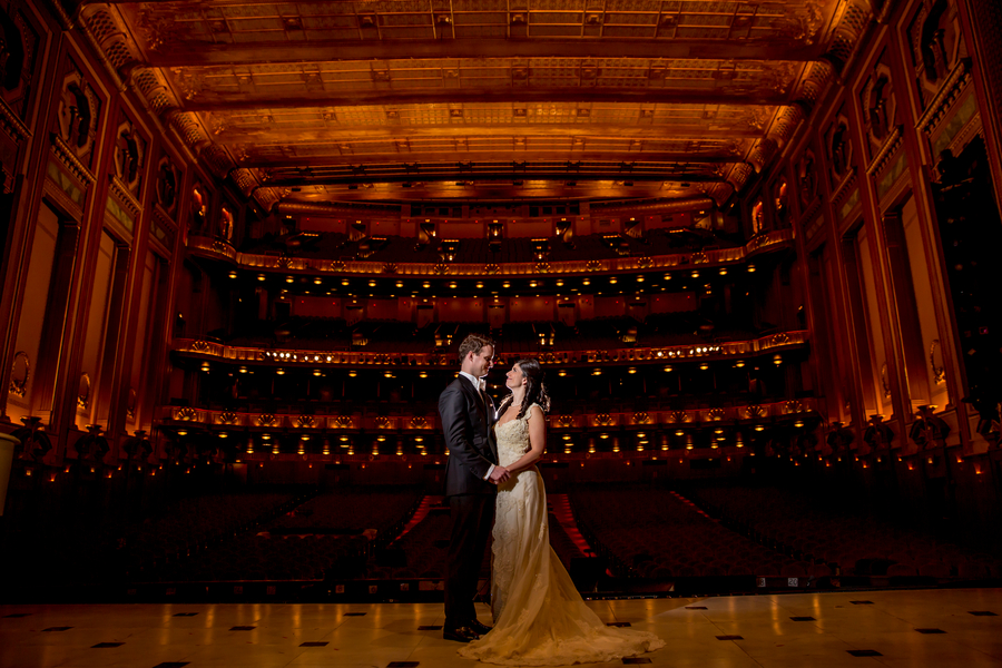 Civic Opera House first look