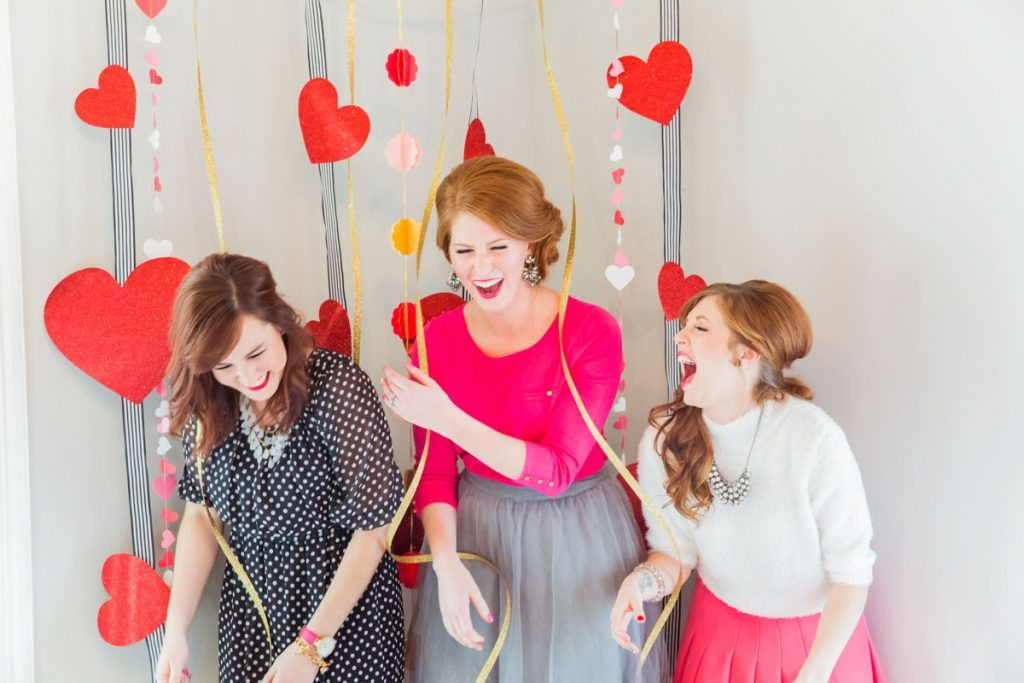 Valentine S Day Party Ideas The Celebration Society