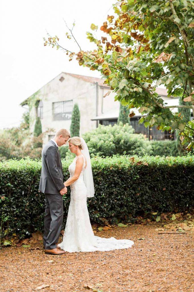 Reclaimed Wood Flower Stands Wedding Ceremony Setup Summerour Studio Rustic W