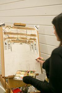 atlanta-wedding-live-action-event-painter
