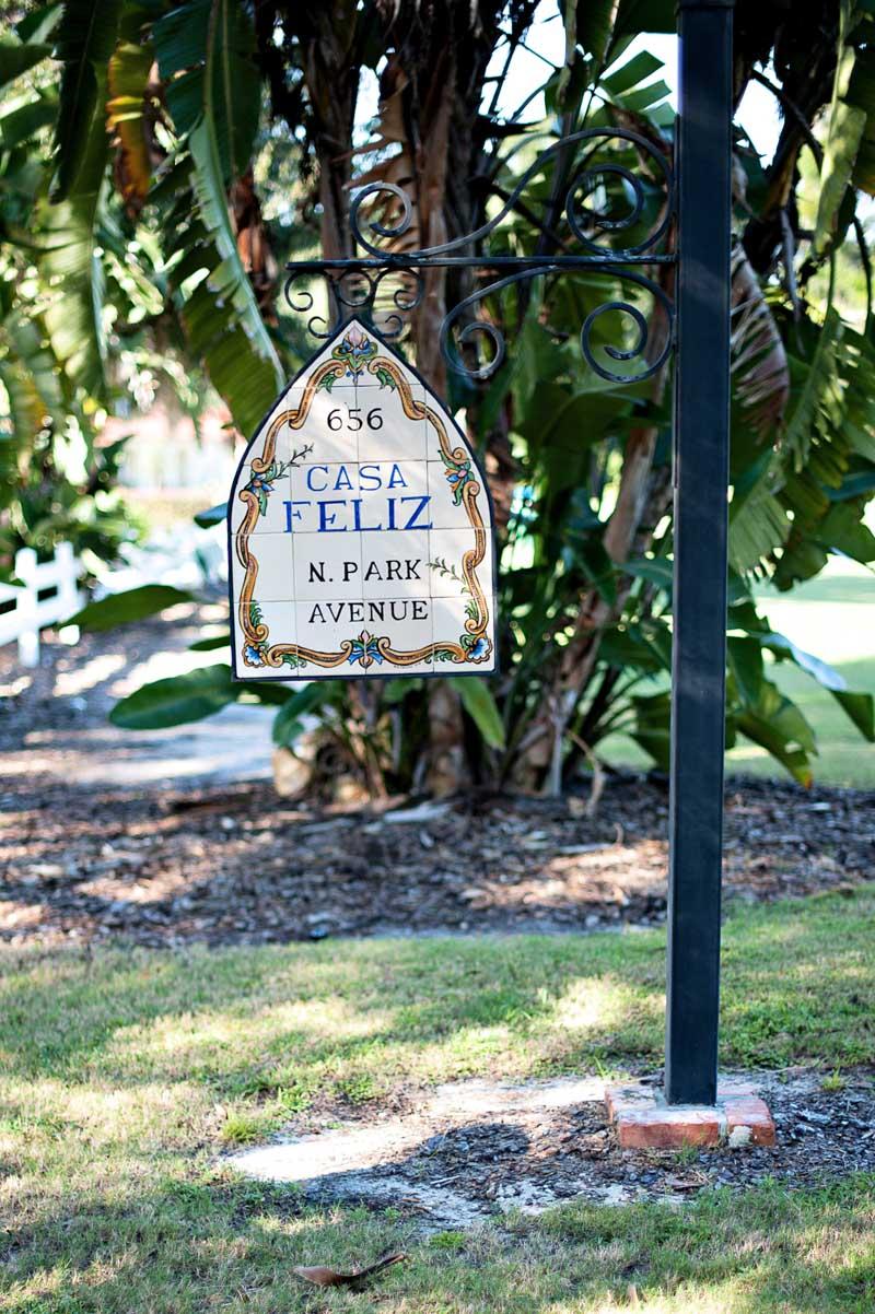 Casa Feliz Wedding Venue Winter Park Florida Signagekristen Weaver Photography10: Winter Wedding Venues In Florida At Reisefeber.org