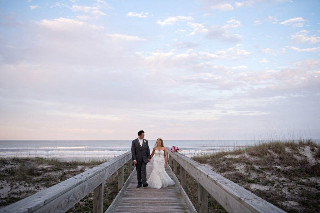beach-boardwalk-one-ocean-resort-wedding-couple