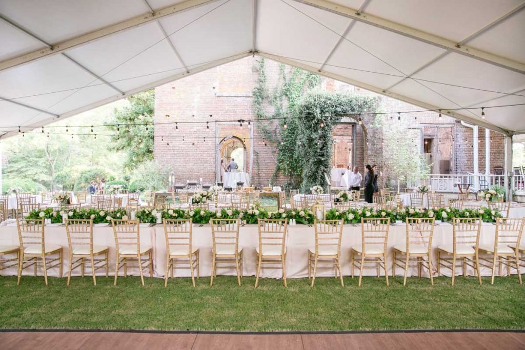 Flower Filled Outdoor Wedding At Barnsley Gardens Resort In Adairsville Ga The Celebration