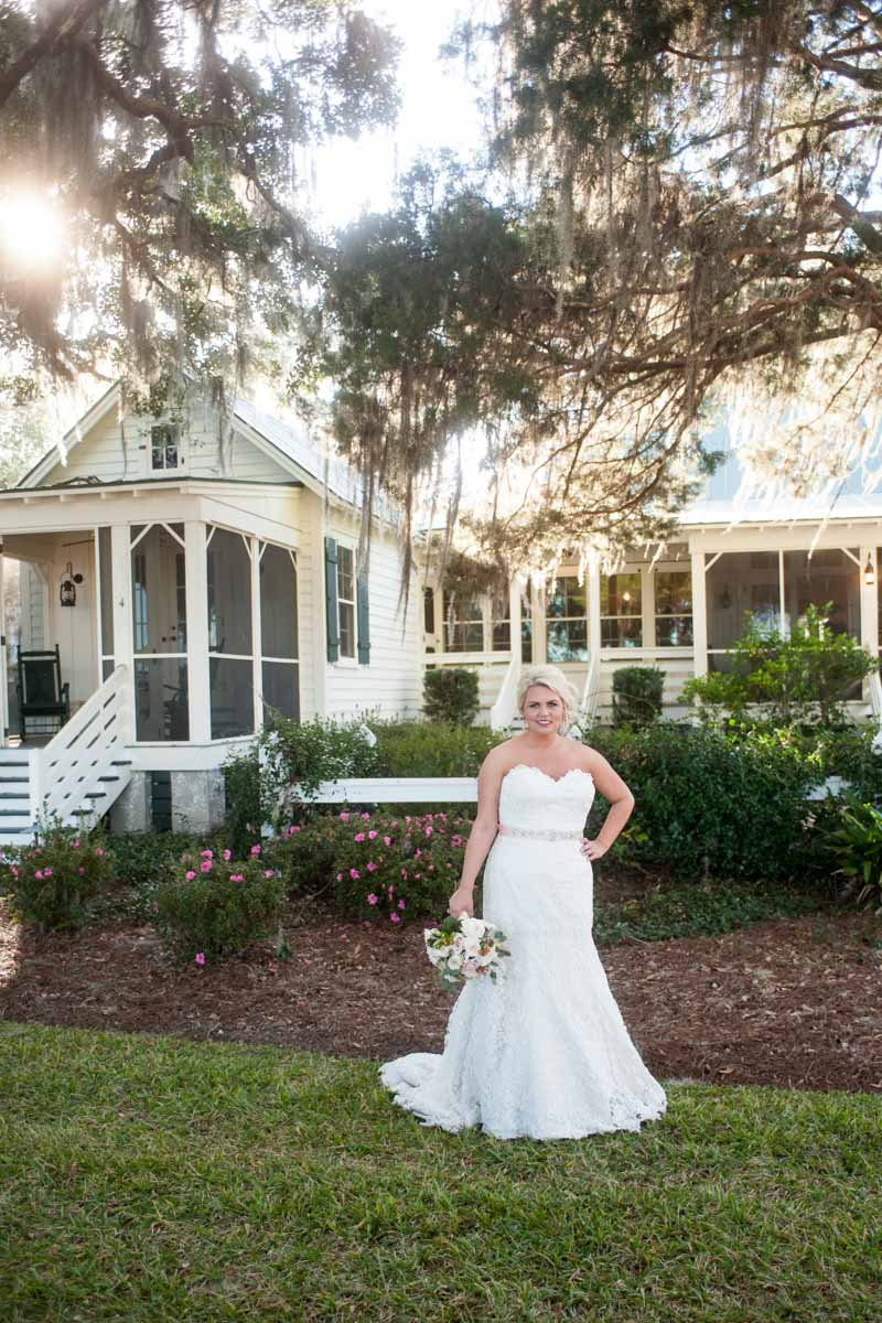 Traditional Lowcountry Wedding At The Oldfield Club In Okatie South Carolina