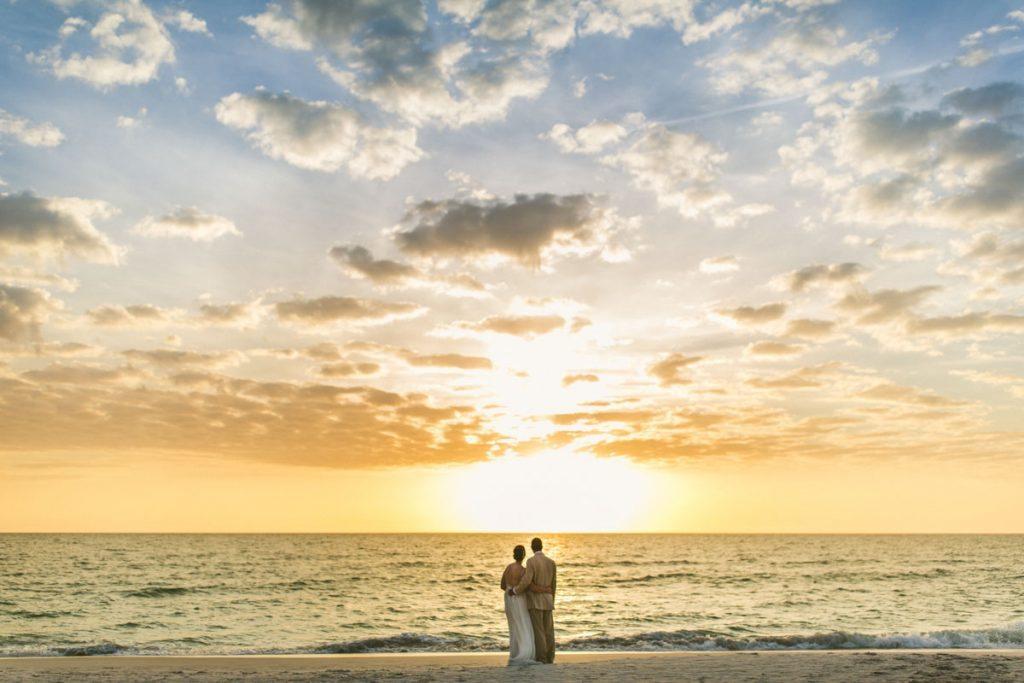 Preppy Beach Wedding at LaPlaya Beach & Golf Resort in Naples, FL ...
