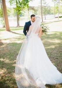 classic-southern-bridal-attire-first-look